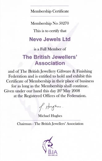 British Jewellers' Association