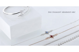 Das Diamant Armband ABC